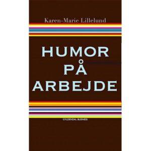 Forsidebillede af bogen HUMOR PÅ ARBEJDE